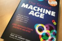 Buch – The second machine age
